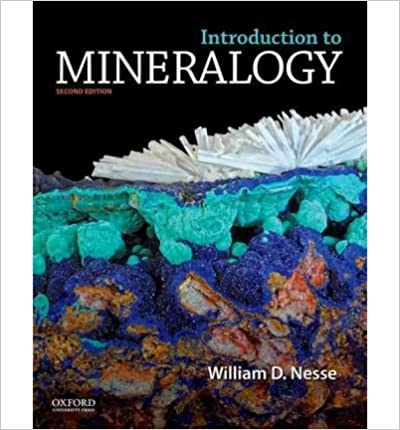 Read introduction to mineralogy by william nesse free download.