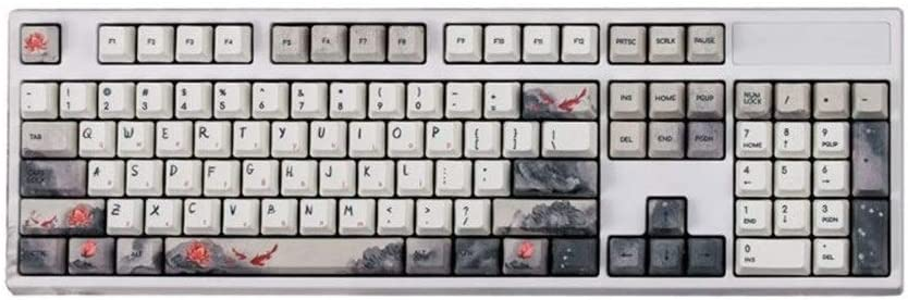SUYING Accesorios para teclados Tapa de tecla Teclado ...