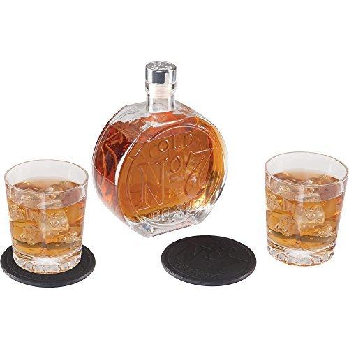Jack Daniels Set (Jack Daniels Old No. 7 Decanter)