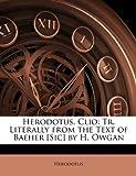 Herodotus Clio, Herodotus, 1147441464