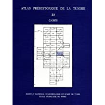 Atlas préhistorique de la Tunisie, 23, gabes