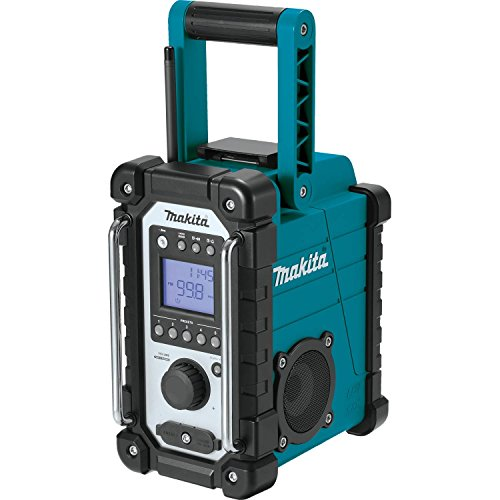 Makita XRM05 18V LXT Job Site Radio