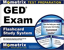 GED Exam Flashcard Study System: GED Test Practice Questions