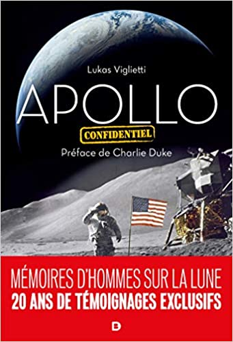 Livre Apollo Confidentiel