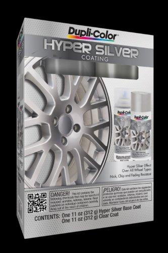 Dupli-Color Paint Hsk100 Hyper Slvr Whl - Hyper Rims Silver