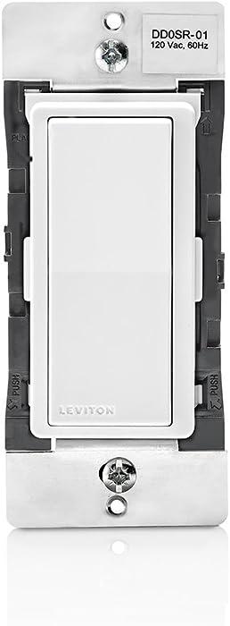 Leviton DD0SR-1Z 120VAC Decora Digital/Decora Smart Coordinating Switch Remote