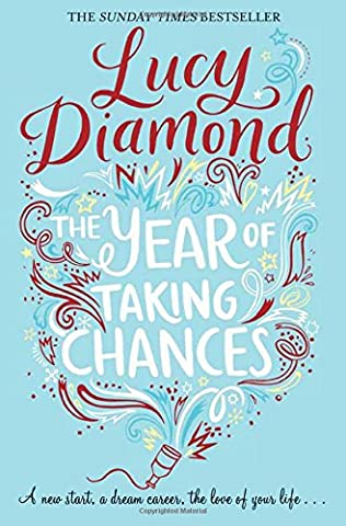 book cover of The Year of Taking Chances