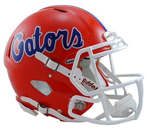NCAA Florida Gators Revolution Speed Full-Size Authentic Football Helmet