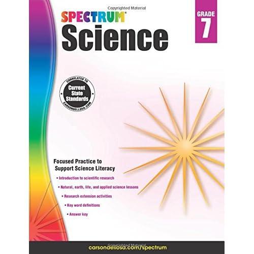 7th grade science amazon com