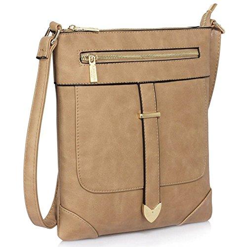 Taupe Bag Light Cross Satchel Horse Handbags Shoulder Weight Puppy Butterfly LeahWard Cross Owl Bags Dot Messenger Body Body Cat UZ1cwX