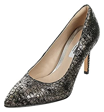 Dinah Keer - Zapatos de Tacón Mujer, Color Gris, Talla 39.5 Clarks