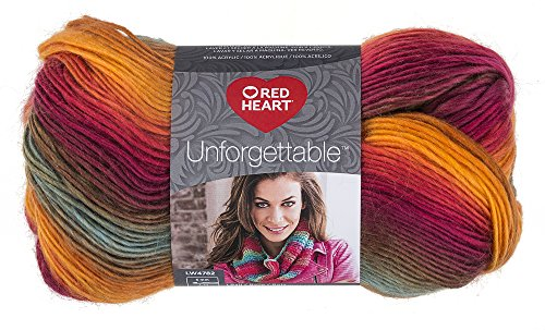 RED HEART Unforgettable Yarn Sunrise