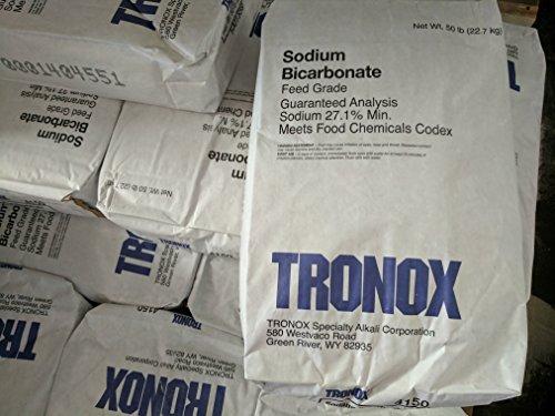 Bicarbonate of Soda---50 Pound Bag