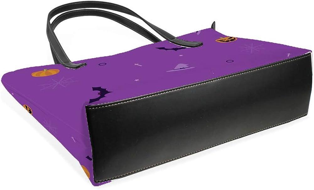 Women Handbags Halloween Shoulder Bags Large Tote Bags Lady Casual Bags School Shopping Trip Dating