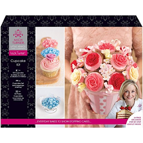 docrafts Little Venice Cake Cupcake Kit