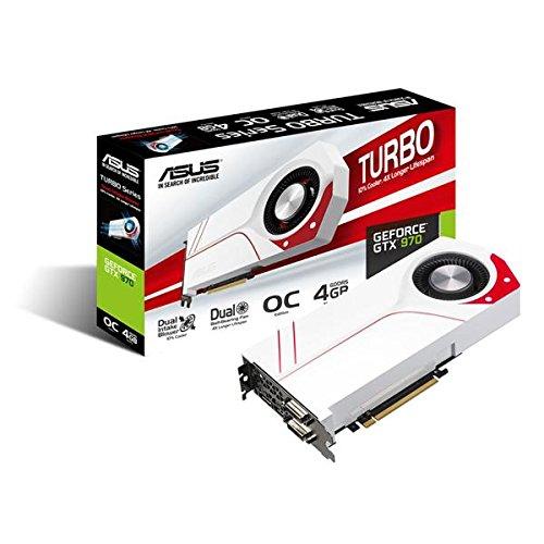 Asus TURBO GTX970 OC 4GD5 Graphics Cards