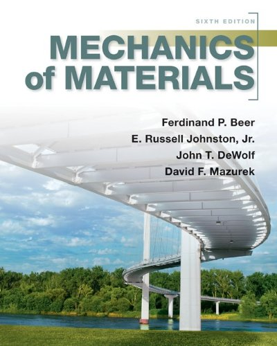 Mechanics of Materials with ConnectPlus 1 Semester Access...