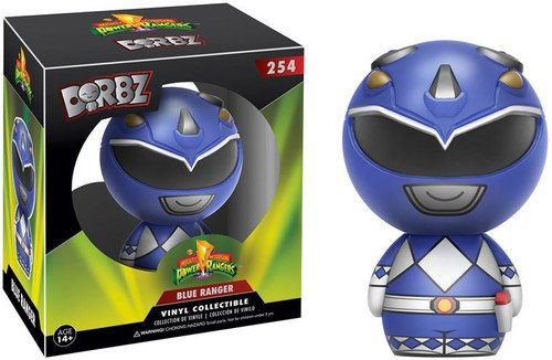 (Funko Dorbz: Power Rangers Blue Ranger Toy)