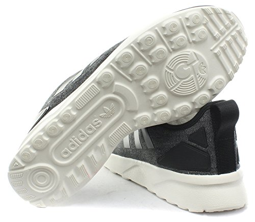 adidas Originals ZX Flux ADV Verve Damen Sneakers, Schwarz