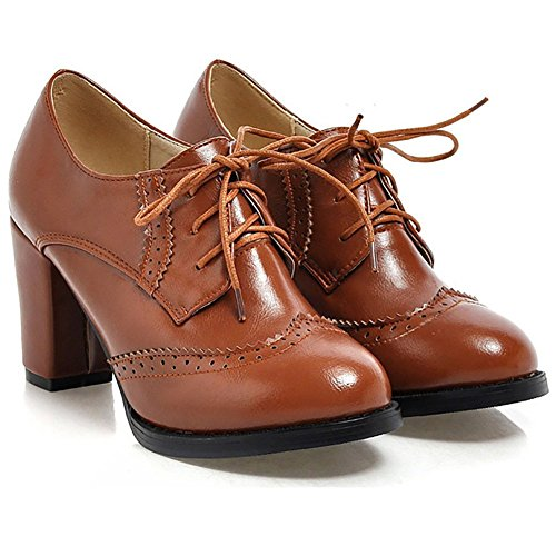 Brogue Shoes Men Fashion