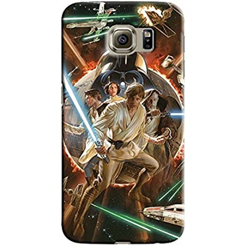 Star Wars Characters Samsung Galaxy S7 Hard Case Cover (sw54) Sales