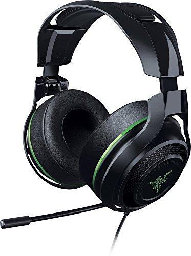 Razer ManO'War Wired 7.1 Virtual Surround Sound Gaming Headset w/ Microphone -...
