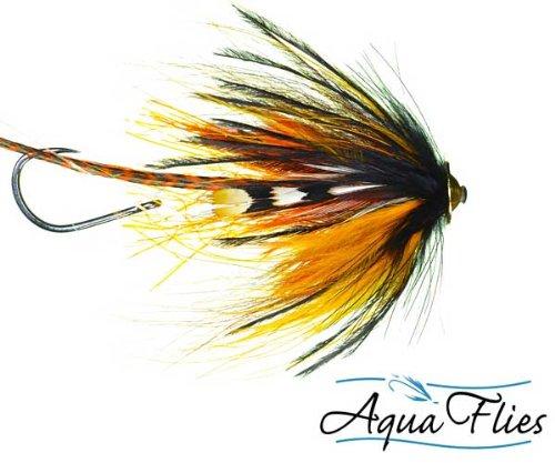 Tube Flies and Mini Intruder Steelhead Fly Fishing Flies ...