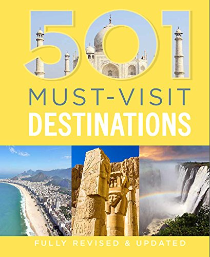 501 Must-Visit Destinations (Best Places To Visit In Winter Around The World)
