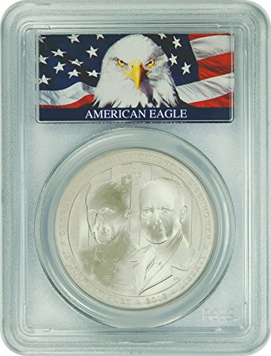 2013-collection-w-pcgs-ms70-5-star-general-marshall-eisenhower-commemo-dollar-bald-eagle-dollar-pcgs