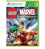 LEGO Marvel Super Heroes (Microsoft Xbox 360, 2013) New