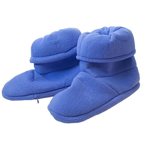 Scented Heat Lavender Cosy of Up For Winter Bootie Days Cold Slippers Microwave Pair SwTqtHgnn