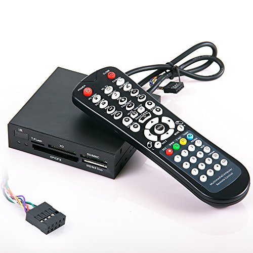 """FRISBY 3.5"""" Internal Memory Card Reader with Media Center..."""