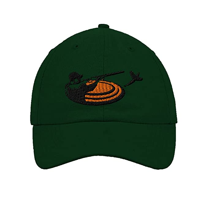 Amazon.com  Speedy Pros Cotton 6 Panel Low Profile Hat Trap Shooting ... eb3a973df447