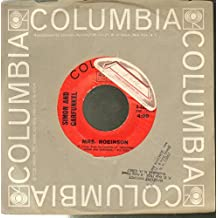 "Mrs. Robinson / Old Friends / Bookends 7"" 45 - Columbia - 4-44511"