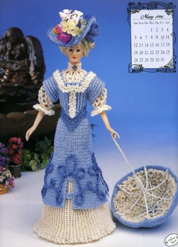 (Miss May 1996 Promenade Costume (Annie's Calendar Bed Doll Society, 7905))
