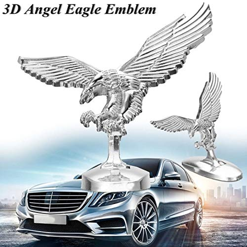 Gallocabe 3D Emblem Car Logo Front Cover Ornament Car for sale  Delivered anywhere in USA