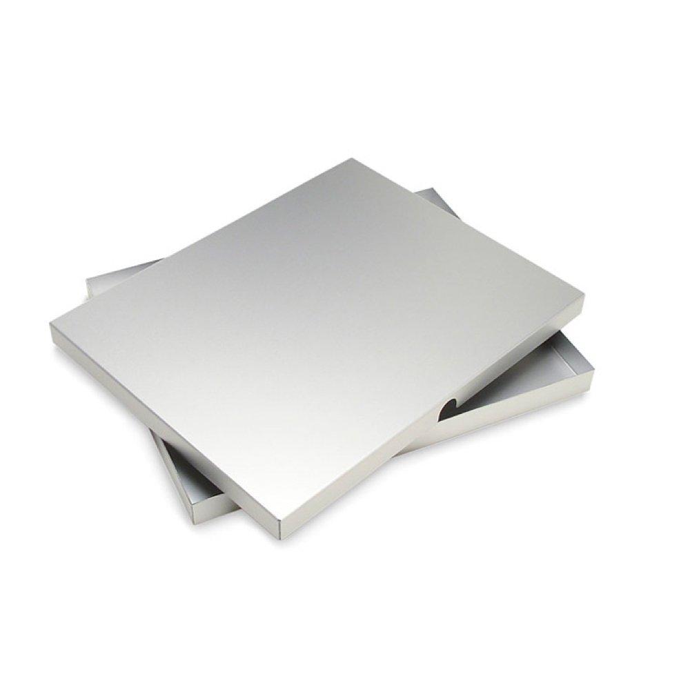 Pina Zangaro Camden Series Archival Aluminum Print Presentation Box, 8.5X11X1'. 8.5X11X1. 44309 FSBA811