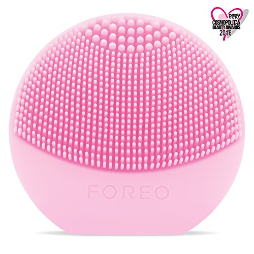 Price comparison product image FOREO LUNA Play (All The Power of T-SONIC Cleansing In 1 Small Device) … (Pearl Pink)