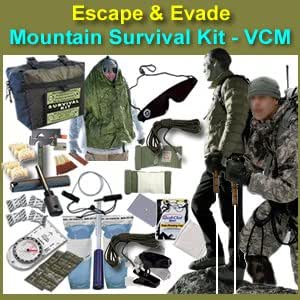Amazon.com: Escape & Evade Mountain Survival Kit