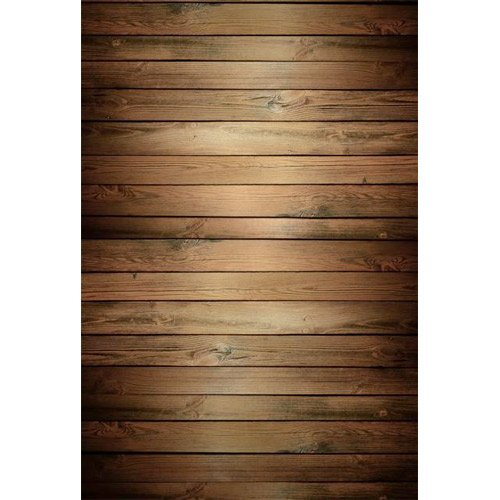 Photography Weathered Faux Wood Floor Drop Background Mat CF1422 Rubber Backing, 4'x8' High Quality Printing, Roll up for Easy Storage Photo Prop Carpet Mat