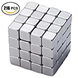 Magnetic Cube 5MM 216 Cubes Set Puzzle Multi-Use