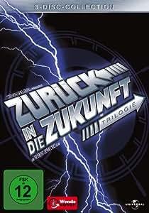 Zurück in die Zukunft - Trilogie [Alemania] [DVD]