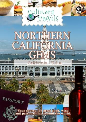 - Culinary Travels Northern California Gems-Meadowood, Martini House, Mendocino Brewing Company, Phoenix Bakery & Barbecue, Great San Francisco Restaurants, Ferry Terminal Marketplace