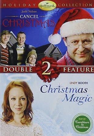 hallmark double feature cancel christmaschristmas magic - Christmas Magic Movie
