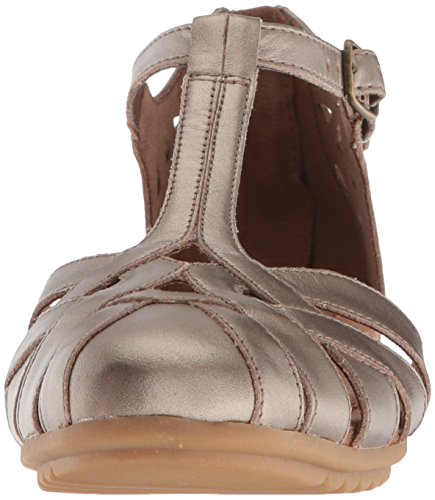 Cobb Hill Rockport Women's Ireland CH Enclosed Dress Sandal Pewter cheap sale how much 9rgHSzk
