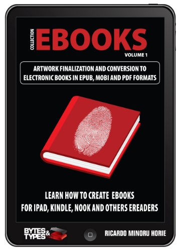 eBooks Collection - Artwork finalization and conversion to electronic books in ePub, Mobi and PDF formats