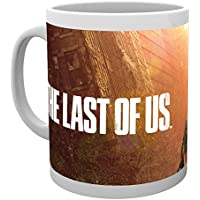GB eye The Last of Us, nyckelkonst, mugg, trä, flerfärgad