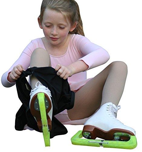 bZipt Clothing Inc. Big Girl's Fleece Lined Zippered Legg...