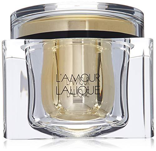 Lalique L'amour Luxurious Perfumed Body Cream Jar, 6.6 Fl Oz
