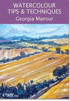 - Watercolour Tips & Techniques DVD with Georgia Mansur